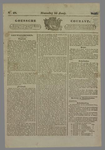 Goessche Courant 1845-06-16