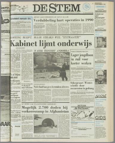 de Stem 1982-11-10