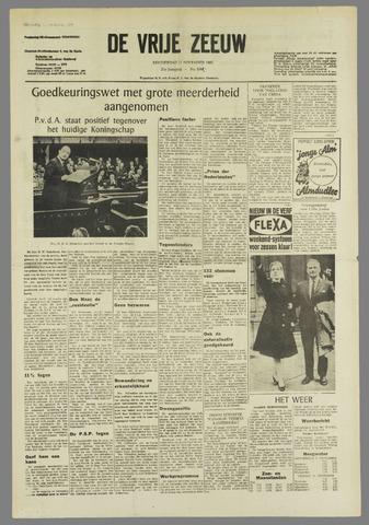 de Vrije Zeeuw 1965-11-11