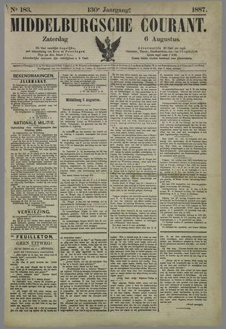Middelburgsche Courant 1887-08-06