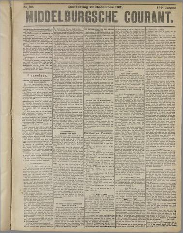 Middelburgsche Courant 1921-12-29