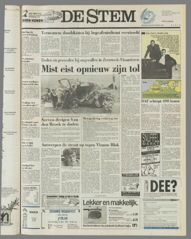 de Stem 1991-11-29