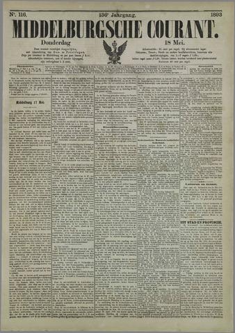 Middelburgsche Courant 1893-05-18