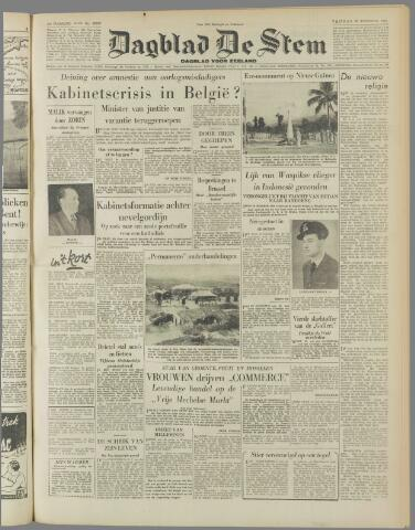 de Stem 1952-08-29