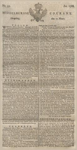 Middelburgsche Courant 1768-03-15