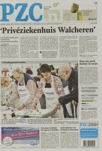 Provinciale Zeeuwse Courant 2008-09-26