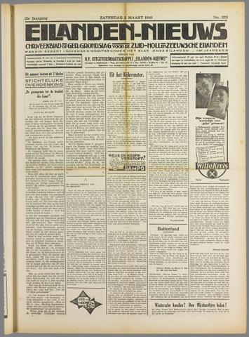Eilanden-nieuws. Christelijk streekblad op gereformeerde grondslag 1940-03-02