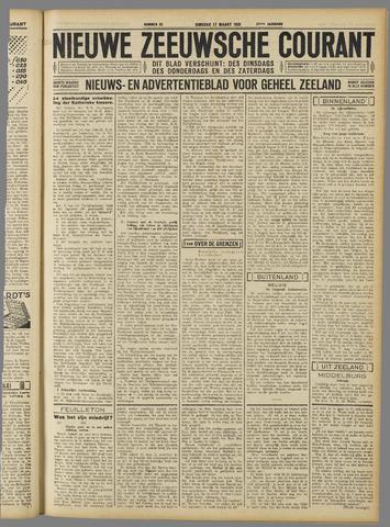 Nieuwe Zeeuwsche Courant 1931-03-17