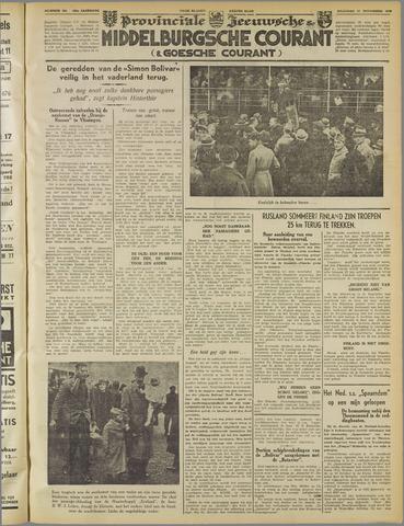 Middelburgsche Courant 1939-11-27