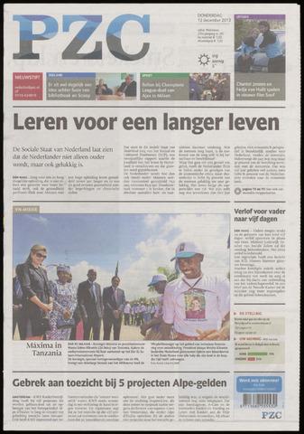 Provinciale Zeeuwse Courant 2013-12-12