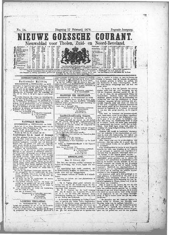 Nieuwe Goessche Courant 1874-02-17
