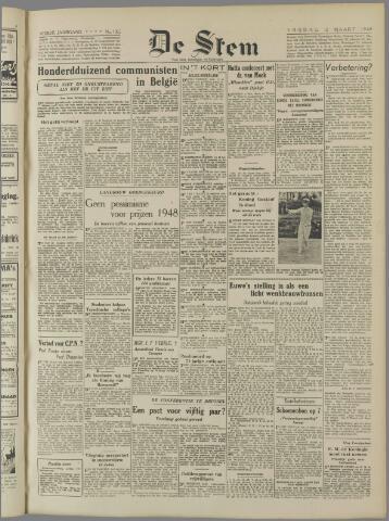 de Stem 1948-03-12
