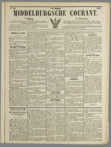 Middelburgsche Courant 1906-10-05