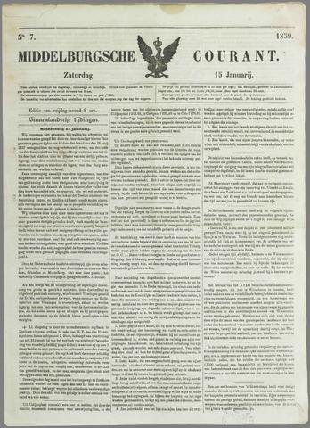 Middelburgsche Courant 1859-01-15