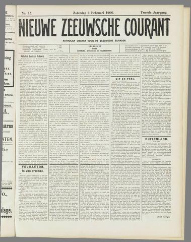 Nieuwe Zeeuwsche Courant 1906-02-03