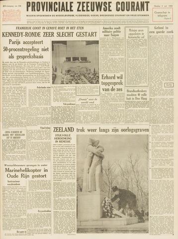 Provinciale Zeeuwse Courant 1964-05-05