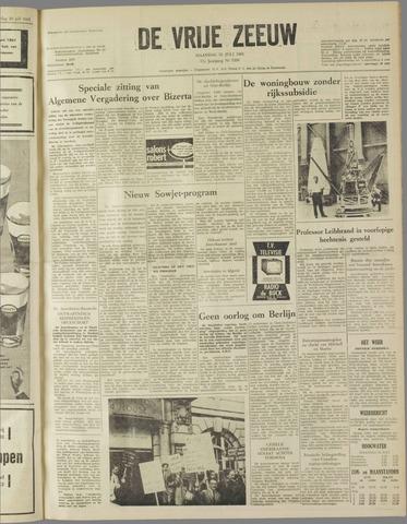 de Vrije Zeeuw 1961-07-31