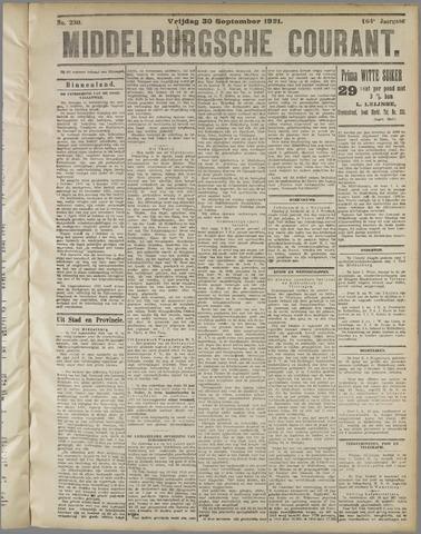 Middelburgsche Courant 1921-09-30