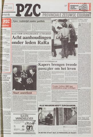 Provinciale Zeeuwse Courant 1988-04-12