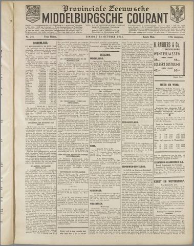 Middelburgsche Courant 1932-10-18