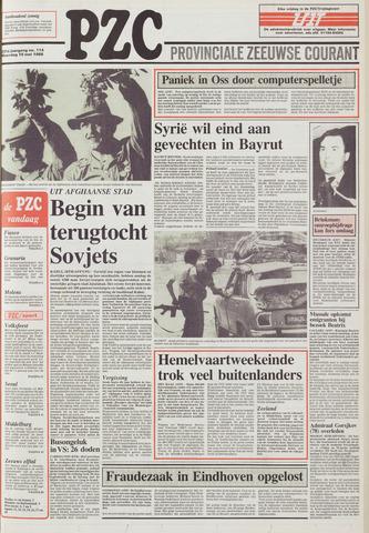 Provinciale Zeeuwse Courant 1988-05-16