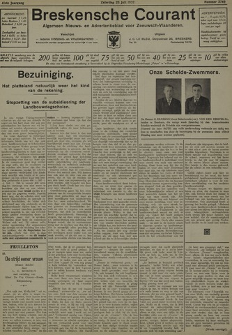 Breskensche Courant 1932-07-23