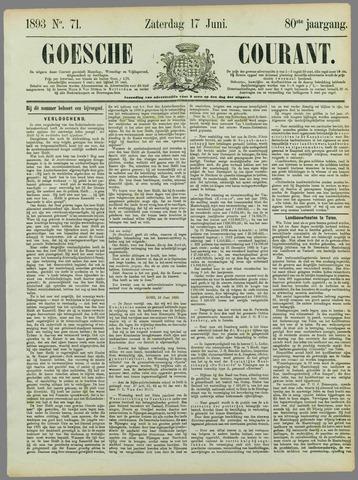 Goessche Courant 1893-06-17