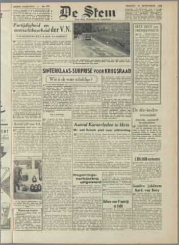 de Stem 1947-09-19