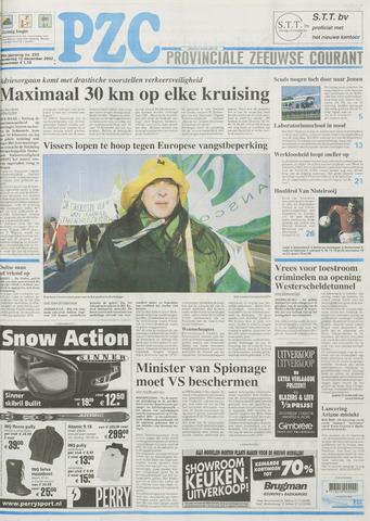 Provinciale Zeeuwse Courant 2002-12-12