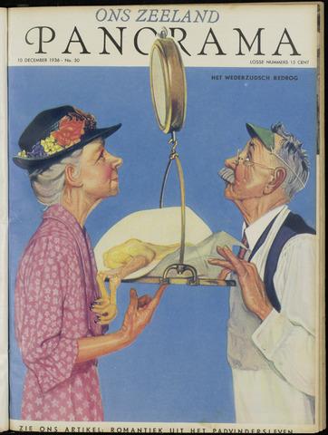Ons Zeeland / Zeeuwsche editie 1936-12-10