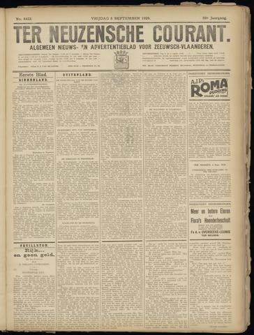 Ter Neuzensche Courant. Algemeen Nieuws- en Advertentieblad voor Zeeuwsch-Vlaanderen / Neuzensche Courant ... (idem) / (Algemeen) nieuws en advertentieblad voor Zeeuwsch-Vlaanderen 1929-09-06