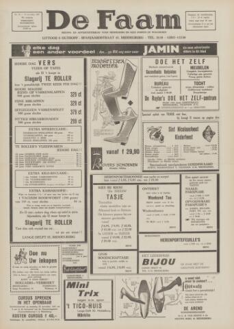 de Faam en de Faam/de Vlissinger 1967-11-16