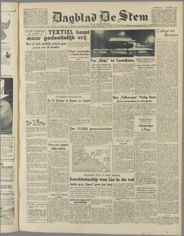 de Stem 1949-10-05