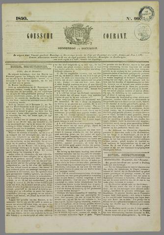 Goessche Courant 1850-12-12