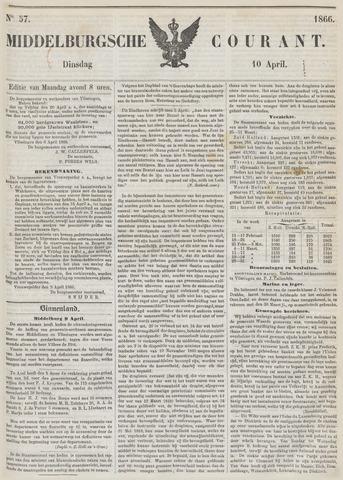 Middelburgsche Courant 1866-04-10
