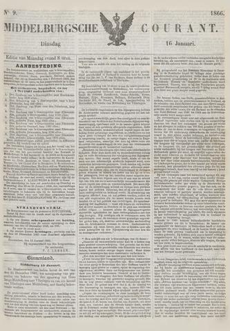 Middelburgsche Courant 1866-01-16