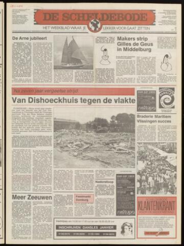 Scheldebode 1986-08-28
