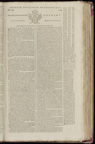 Middelburgsche Courant 1795-04-18