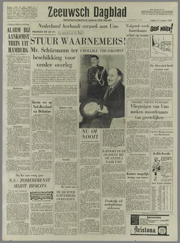 Zeeuwsch Dagblad 1962-01-19