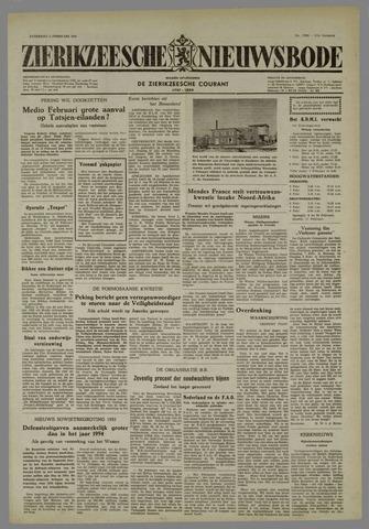 Zierikzeesche Nieuwsbode 1955-02-05