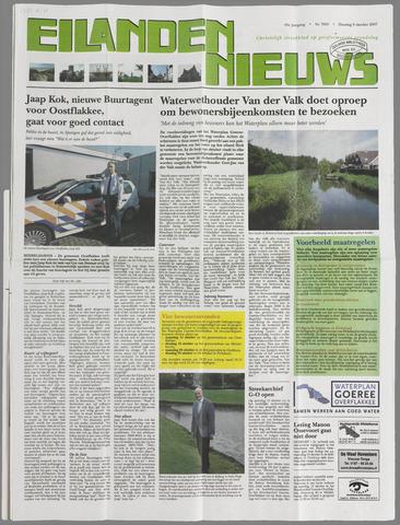 Eilanden-nieuws. Christelijk streekblad op gereformeerde grondslag 2007-10-09