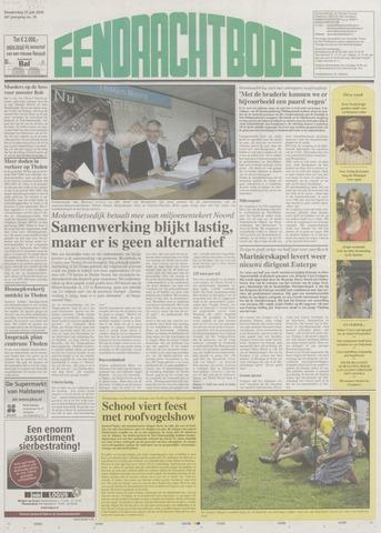 Eendrachtbode (1945-heden)/Mededeelingenblad voor het eiland Tholen (1944/45) 2010-07-22