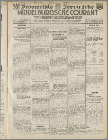 Middelburgsche Courant 1934-12-07