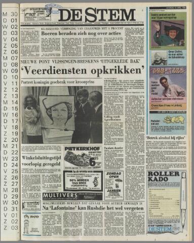 de Stem 1990-04-28