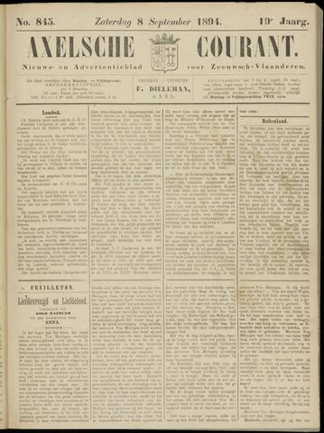 Axelsche Courant 1894-09-08