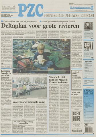 Provinciale Zeeuwse Courant 1995-02-01