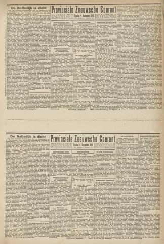 Provinciale Zeeuwse Courant 1945-09-04