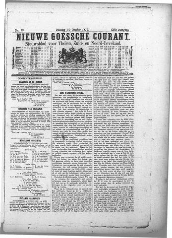 Nieuwe Goessche Courant 1876-10-10