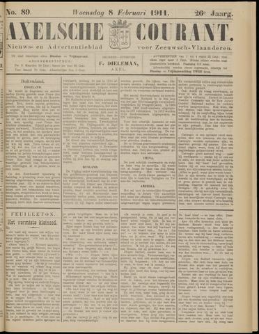 Axelsche Courant 1911-02-08