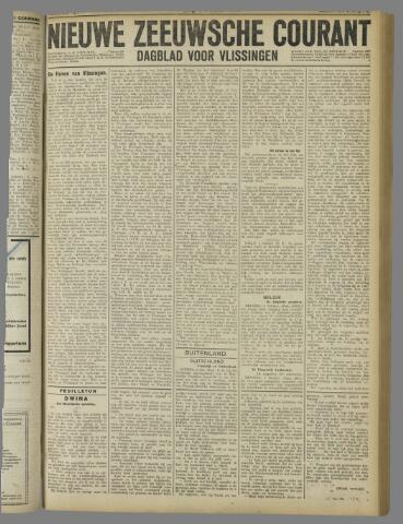 Nieuwe Zeeuwsche Courant 1920-10-08